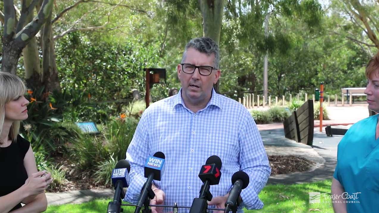Keith-Pitt-Announces-Grant-for-Fraser-Coast-Hospice